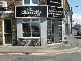 Barrett's at 235 Crookes, Sheffield